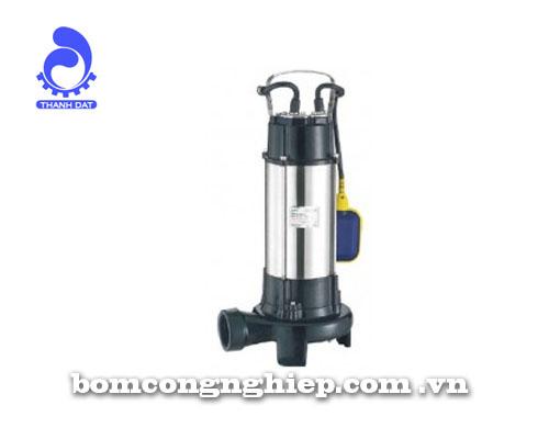 Máy bơm nước thải LEO XSP18-12-1-3ID