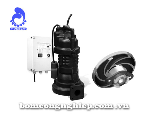 Máy bơm nước Ebara DRS A40-136