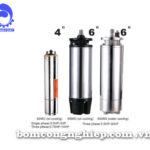 Máy bơm nước lucky-Pro SMO