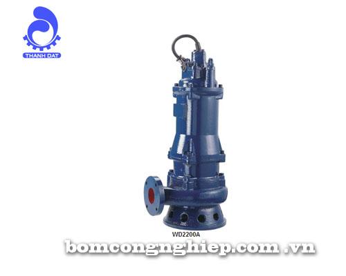 Máy bơm nước Lucky-Pro WD2200A