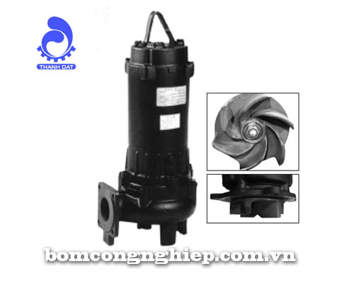 Máy bơm nước thải Ebara DVS-80