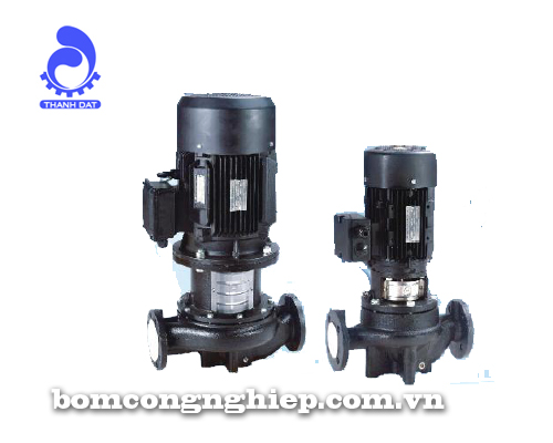 Máy bơm nước trục đứng CNP TD 65