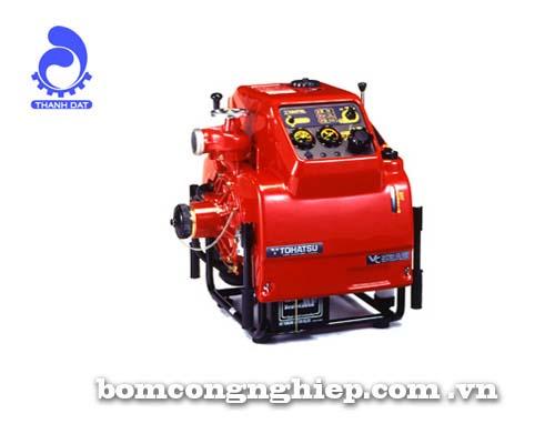 Máy bơm nước chạy bằng xăng