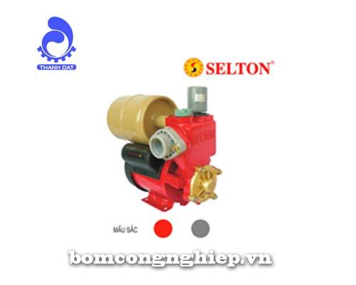 Máy bơm nước cho nhà cao tầng- bơm Selton