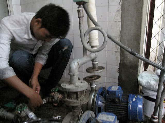 Nên sử dụng máy bơm nước như thế nào để tiết kiệm điện nhất