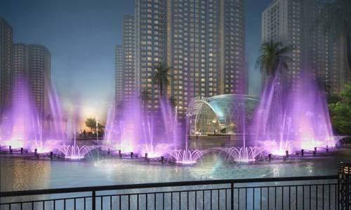 Triển khai dự án máy bơm nước tại Times City