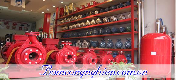 Các công ty bán máy bơm nước tại Hà Nội
