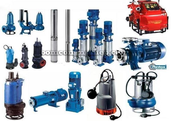 Cấu tạo và phân loại máy bơm nước