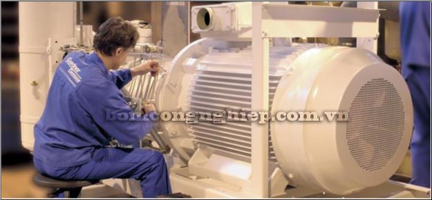Công ty phân phối máy bơm công suất lớn