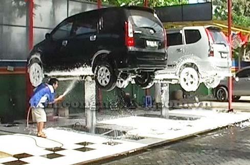 Địa chỉ bán bơm rửa xe tải