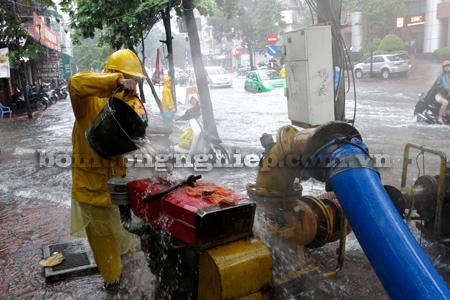 Thành Đạt phân phối máy bơm nước Việt Nhật