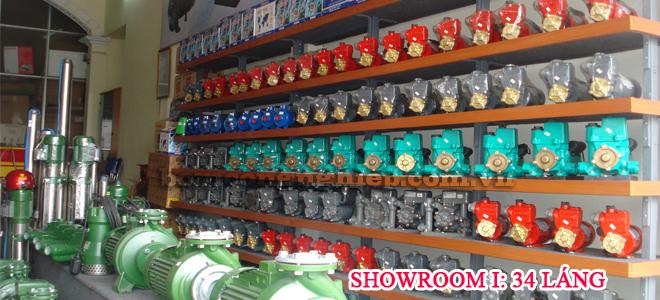 Địa điểm mua máy bơm tăng áp rẻ nhất Hà Nội