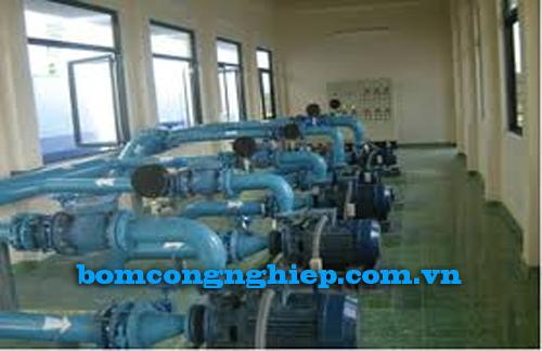 Hệ thống máy bơm nước căn bản