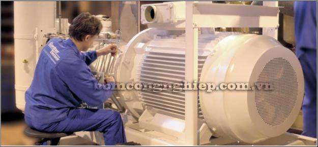 Hướng dẫn bảo trì máy bơm nước