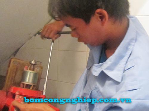 Máy bơm nước thải và các sự cố thường gặp