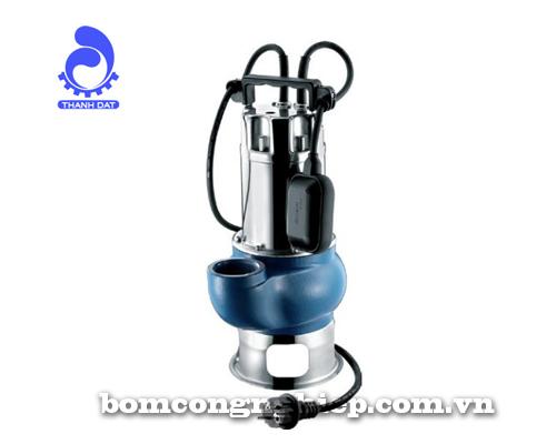 Nguyên nhân và cách khắc phục sự cố máy bơm nước thải
