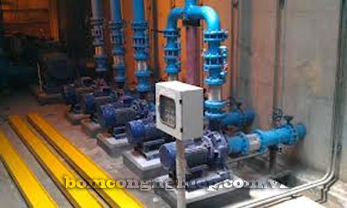 Chọn mua máy bơm nước công nghiệp hiệu quả