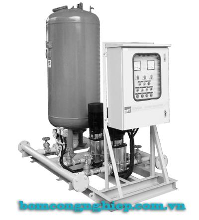 Tủ điện máy bơm nước tăng áp