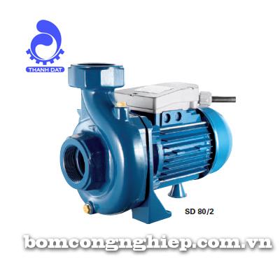 Máy bơm nước ly tâm Foras SD 80-100