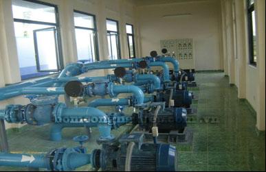 Dự án cung cấp máy bơm nước Công ty Cổ phần Tân Bình