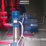 Dự án cung cấp máy bơm nước công ty CP XNK và chế biến nông sản Việt Nam