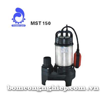 Máy bơm chìm nước thải Mastra MST400