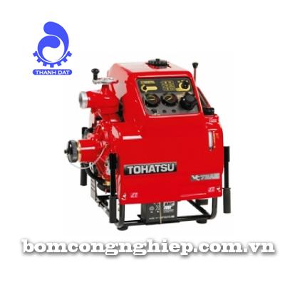 Bơm cứu hỏa Tohatsu V72