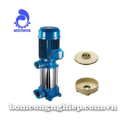 Máy bơm nước trục đứng Pentax U5V-300/10T
