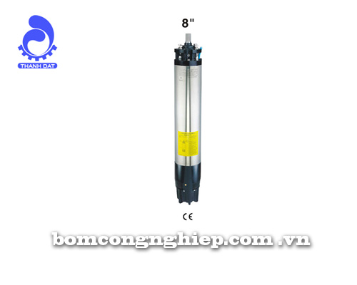Máy bơm nước làm mát động cơ Mastra 8inch