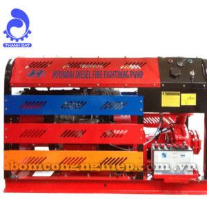 Máy bơm Diesel-HYUNDAI 100HP-75KW