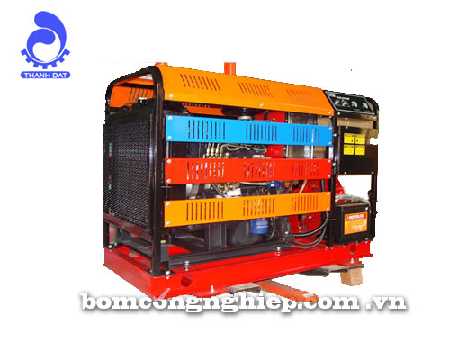 Máy bơm động cơ Diesel Lombardini-Kohler