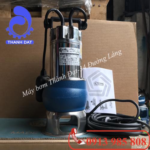 Máy bơm nước thải Pentax DG 100 G 1.8HP