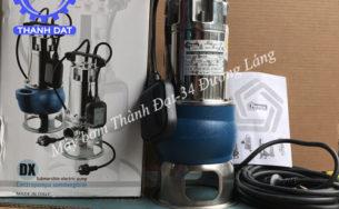 Máy bơm nước thải nào dùng cho gia đình