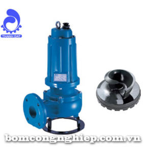 Máy bơm nước thải Pentax DMT 1000 10HP