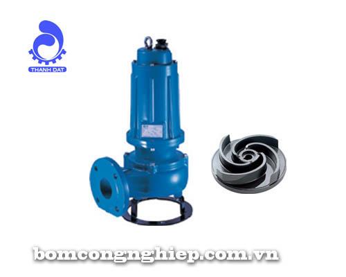 Máy bơm nước thải Pentax DVT 550 5.5HP
