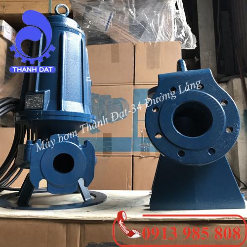 Máy bơm nước thải Pentax DMT 550 5.5HP