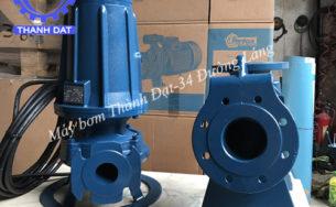 Giới thiệu máy bơm nước thải Pentax DMT