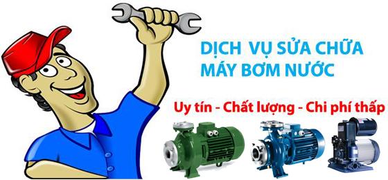 Sửa chữa máy bơm nước Thành Đạt