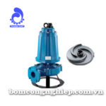 Máy bơm nước thải Foras FC 410-560
