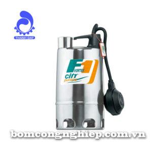 Bơm chìm nước thải City-pumps F1-Vortex