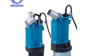 So sánh máy bơm nước thải Ebara và Tsurumi
