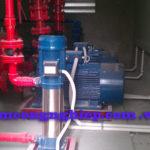 Dự án cung cấp máy bơm xí nghiệp xây dựng 3 - Công ty CPXD Công nghiệp