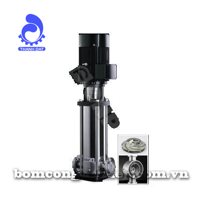 Máy bơm nước trục đứng CNP CDLF 2-15