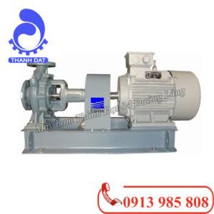 Máy bơm công nghiệp Ebara trục rời 150×100 FS4NA 5 75
