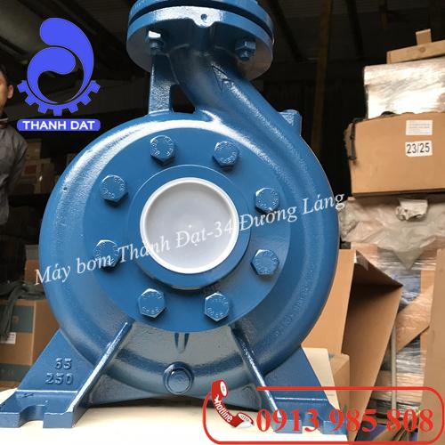 Đầu bơm ly tâm trục rời Pentax CA 100-200A 75HP