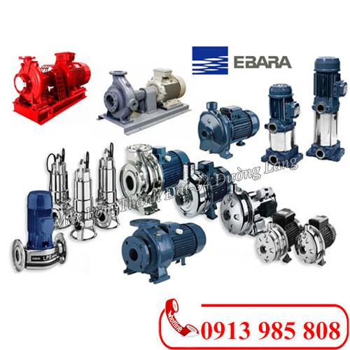 Các dòng máy bơm nước Ebara có ưu, nhược điểm gì
