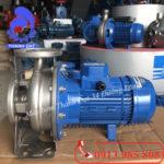 Catalogue máy bơm công nghiệp Ebara 3M