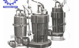 Sử dụng máy bơm nước thải Ebara như thế nào là đúng cách?