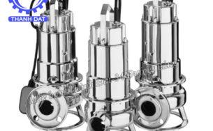 Tìm hiểu máy bơm nước thải Ebara DW VOX