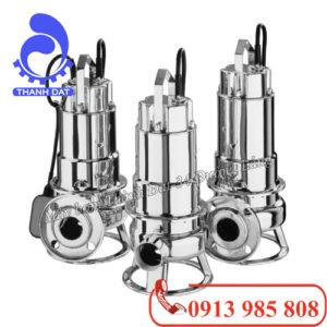 Máy bơm nước thải Ebara DW VOX 200
